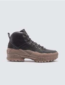 1017 Alyx 9 Sm X Stussy Hiking Boots by              1017 Alyx 9 Sm