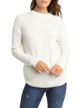 Twist Back Sweater by Bardot