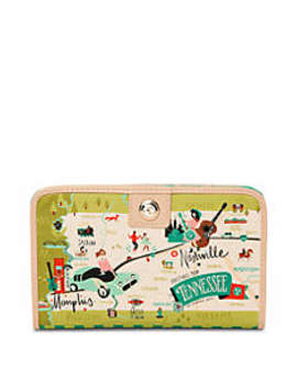 Tennessee Snap Wallet by Spartina 449