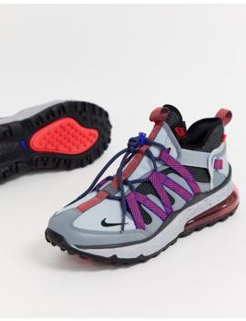 Nike – Air Max 270 Bowfin – Graue Sneaker, Aj7200 009 by Asos