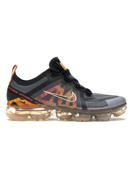 Air Vapor Max 2019 Floral Black University Gold (W) by Stock X