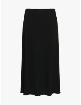 Bellaria High Waisted Midi Skirt by Totême