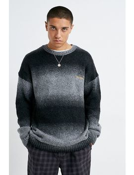 Iets Frans… Charcoal Ombre Knit Jumper by Iets Frans...