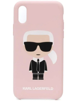Karl Ikonik I Phone X/Xs Case by Karl Lagerfeld