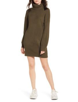 Turtleneck Sweater Dress by All In Favor