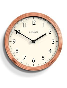 Newgate Copper Spy Wall Clock by Williams   Sonoma