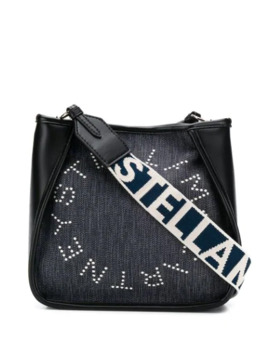 Mini Stella Logo Shoulder Bag by Stella Mc Cartney