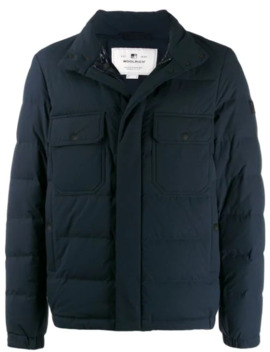Short Padded Jacket by Woolrich