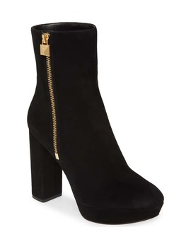 Frenchie Platform Bootie by Michael Michael Kors