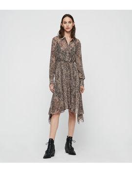 Lizzy Patch Dress by Allsaints