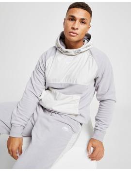 Nike Polar Fleece Overhead Hoodie by Jd Sports