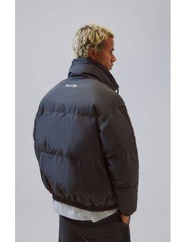 Fog   Fear Of God Essentials Puffer Jacket by Pacsun