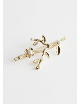 Pearl Branch Hair Clip by & Other Stories