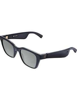 Frames Alto Small Audio Sunglasses With Bluetooth Connectivity   Black by Bose®