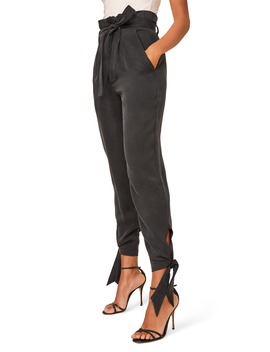 Avalon Tie Cuff Jogger Pants by Reformation