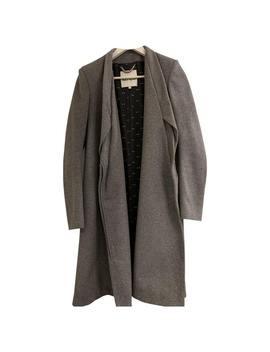Wool Coat by Kenzo