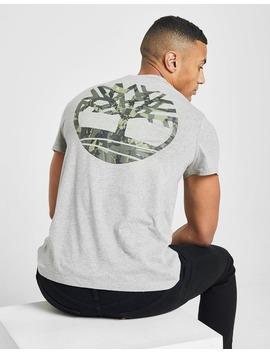 Timberland Tree Back Logo T Shirt by Timberland