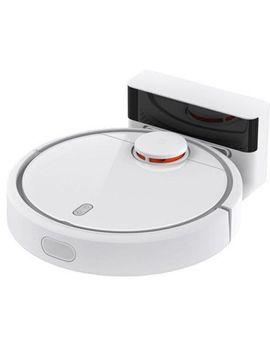 Robot Aspirare Xiaomi Mi Robot Vacuum, 50 W, 5200 M Ah, 14.4 V, App, Smart Vision Mapping, Alb by Xiaomi