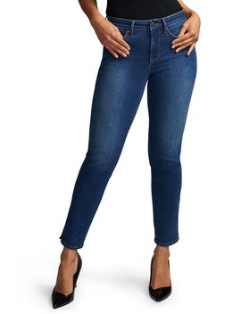 Slim Straight Ankle Jeans by Curves 360 By Nydj