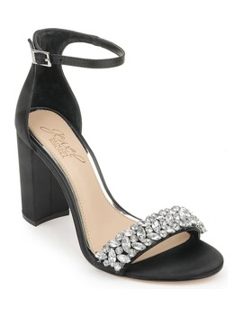 Baldwin Ankle Strap Sandal by Jewel Badgley Mischka