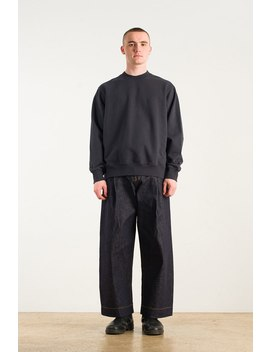 Menswear | Heavy Sweatshirt, Charcoal by Olive