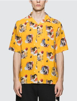 Ukiyo E Aloha Shirt by #Fr2