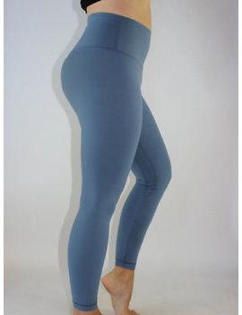 "Lululemon Align Pant Ii 25"" Size 6 Slate Blue Nwt Gym Yoga Workout Legging Pant by Ebay Seller"