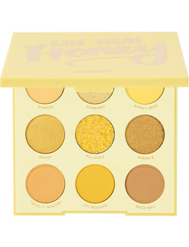 Online Only Uh Huh Honey Shadow Palette by Colour Pop