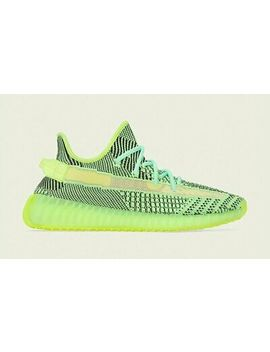 Adidas Yeezy Boost 350 V2 Yeezreel Green Size 8 14 Kanye 100% Authentic by Ebay Seller