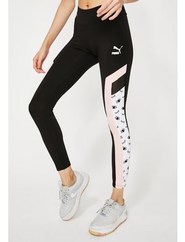 X Maybelline Sport Leggings by Puma
