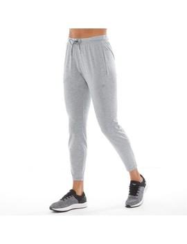 Asics Womens Training Pants Stone Grey by Asics