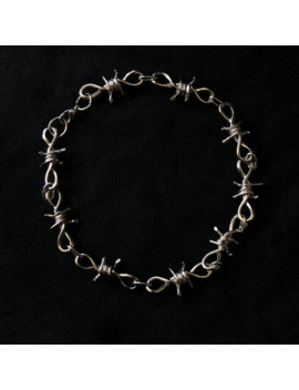Thorns Punk Necklace by Vintage  ×  Necklace  ×