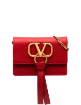 Valentino Garavani Mini Vring Cross Body Bag by Valentino