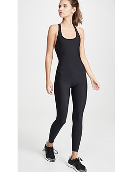 French Cut Jumpsuit by Adam Selman Sport