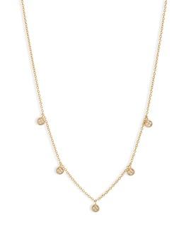 Pristine Charm Necklace by Gorjana