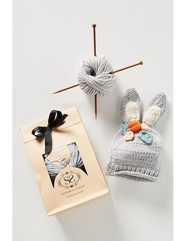 Stitch & Story Hat Knitting And Crochet Kit by Stitch & Story