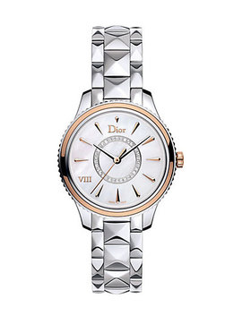 Dior Women's Viii Montaigne Diamond Watch by Dior