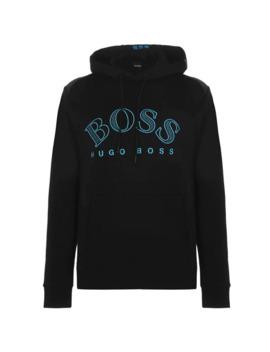 Logo Hoodie by Boss