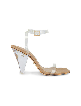 Affinity Heel In Nude by Raye