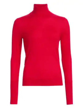 Collection Cashmere Turtleneck Sweater by Saks Fifth Avenue