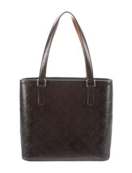 Vernis Houston Tote Bag by Louis Vuitton