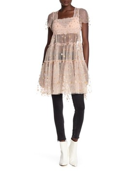 Starbright Smocked Tunic by Free People