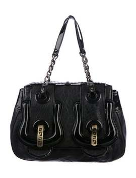 Leather B. Bag by Fendi