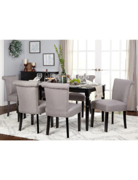 Simple Living Adeline Dining Set   7 Piece Sets   6 by Simple Living