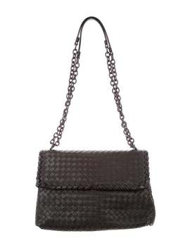 Olimpia Shoulder Bag by Bottega Veneta