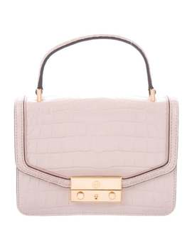 Mini Juliette Top Handle Bag by Tory Burch
