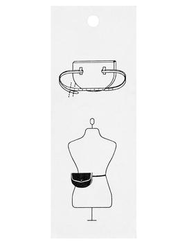Aliya Multiway Leather Belt Bag by Accessorize