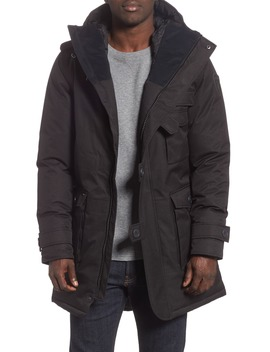 Shelby Windproof & Waterproof 650 F Ill Power Down Military Fishtail Parka by Nobis