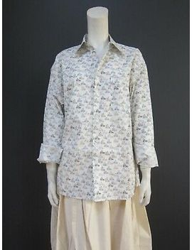 Marni 100  Percents Cotton Shirt  New, Never Used, Perfect Condition,  Size 46 by Marni