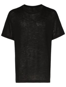 Klassisches T Shirt by The Elder Statesman